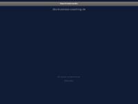dbc-business-coaching.de Webseite Vorschau