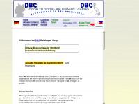 dbc-jb.de Webseite Vorschau