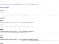 dbdata.ch Webseite Vorschau