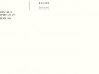 dbohren.ch Webseite Vorschau
