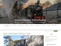 sauerlaender-kleinbahn.de