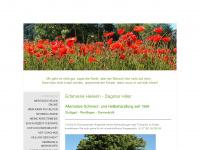 dagmarhiller.de Webseite Vorschau