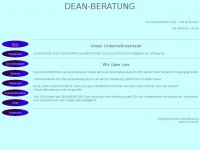 dean-beratung.de Thumbnail