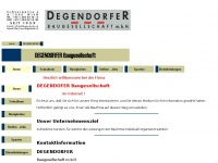 degendorfer.at Thumbnail