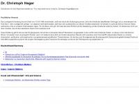 christoph-heger.de