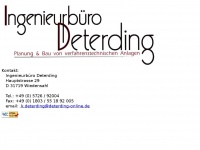 Deterding-online.de