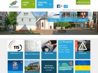 moerlenbach.de Webseite Vorschau