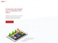digitpro.ch Webseite Vorschau