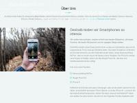 2nd-handys.de Webseite Vorschau