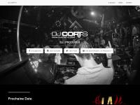 djcort-s.ch Webseite Vorschau