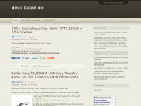 Dmx-kabel.de
