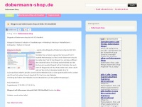 dobermann-shop.de Thumbnail