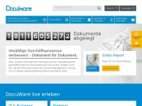 dokumenten-management-docuware.de