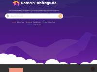 domain-abfrage.de Thumbnail