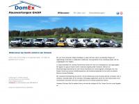 Domexgmbh.ch