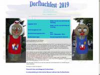 dorfbachfest.de Thumbnail