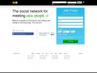 hi5.com Webseite Vorschau