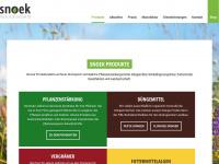 snoek-naturprodukte.de