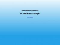 dr-leidinger.de