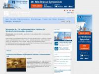 windmesse.de