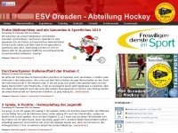 dresden-hockey.de