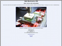 dselectronics.de Webseite Vorschau