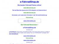 e-fahrradshop.de