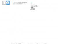 eberhardt-malerbetrieb.de Webseite Vorschau