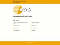ecs-logistic.de