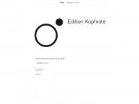 edition-kopfnote.de