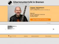gitarrenunterricht-in-bremen.de