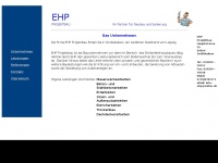 Ehp-projektbau.de
