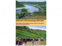 mittelrhein-weinwandertag.de