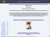 elektrische-heizung.de Webseite Vorschau