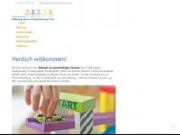 kinderbetreuung-tirol.at Webseite Vorschau
