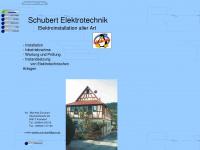 elektromeister-schubert.de