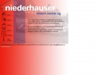 Elektroniederhauser.ch