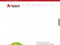madlener.cc Webseite Vorschau