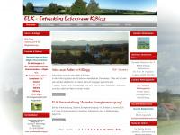 elk-kisslegg.de Webseite Vorschau