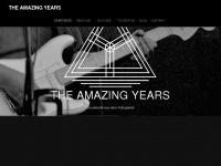 amazing-years.de Webseite Vorschau