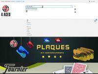 4aces-poker.de Webseite Vorschau