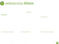webservice-thiem.de