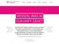 Telekom-stiftung.de