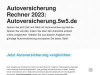 autoversicherung.5w5.de