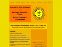 sonnenschutz-projekt.de
