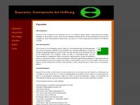 esperanto-kunstsprache.de