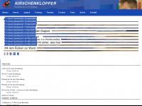 kirschenklopper.de Webseite Vorschau