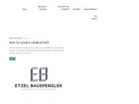 etzel-bauspengler.ch