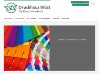 druckhaus-wuest.de