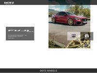 dotz-wheels.com Webseite Vorschau